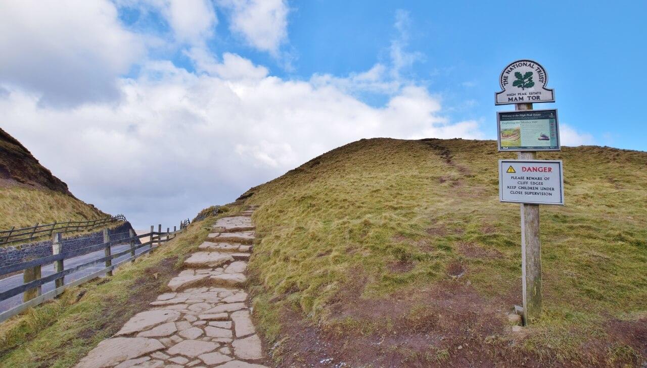 Mam Tor Walk Peak District
