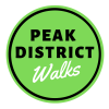 Peak District Walks Logo