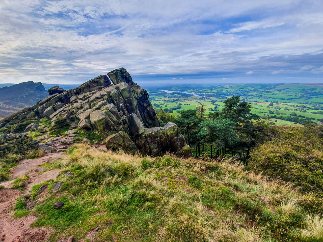 The Roaches Walk Peak District
