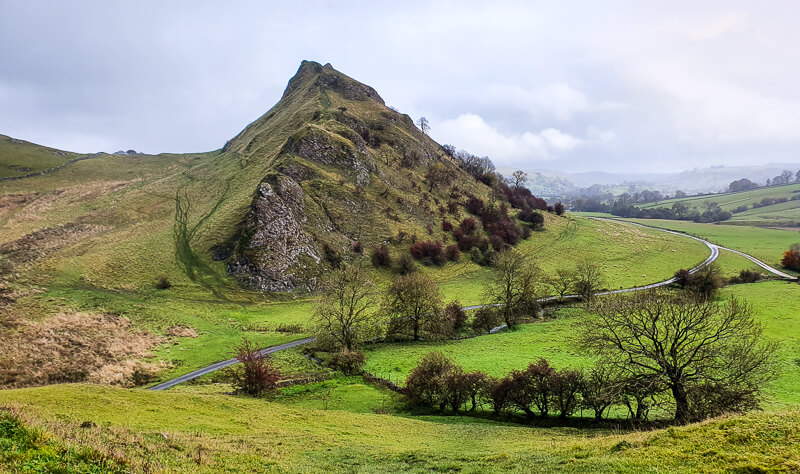 Parkhouse Hill from Chrome hill walk
