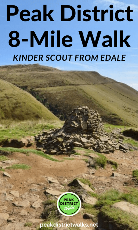 Kinder Scout walk from Edale 3