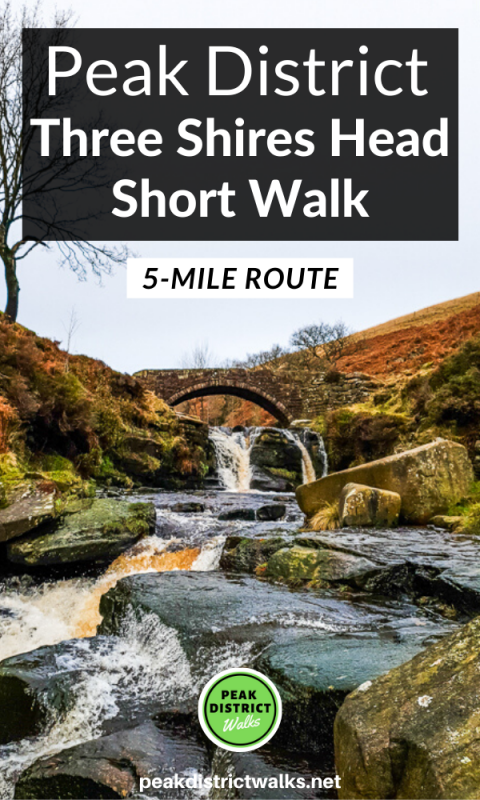Three Shires Head short walk 1