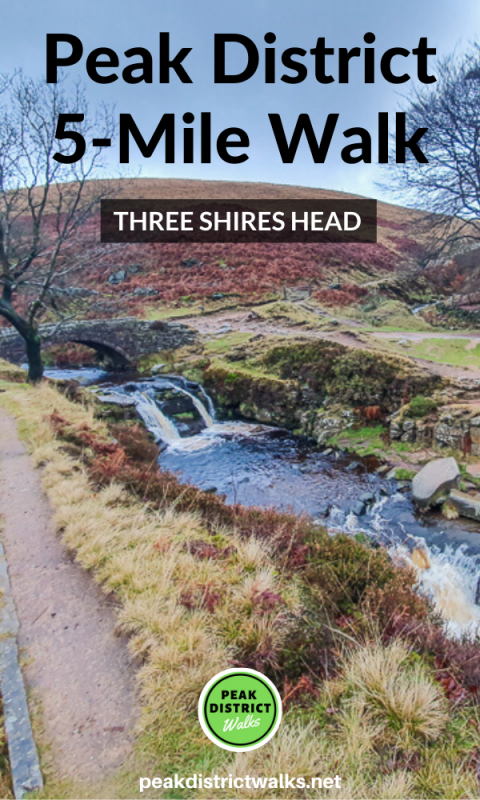 Three Shires Head short walk 3