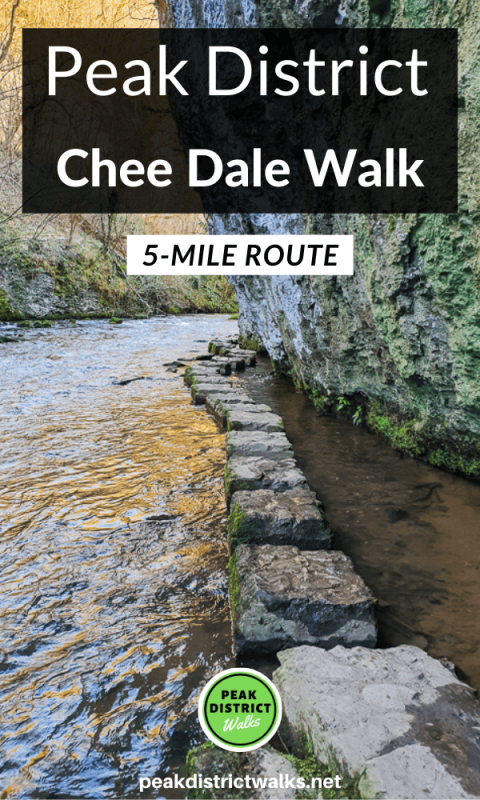 Chee Dale walk stepping stones