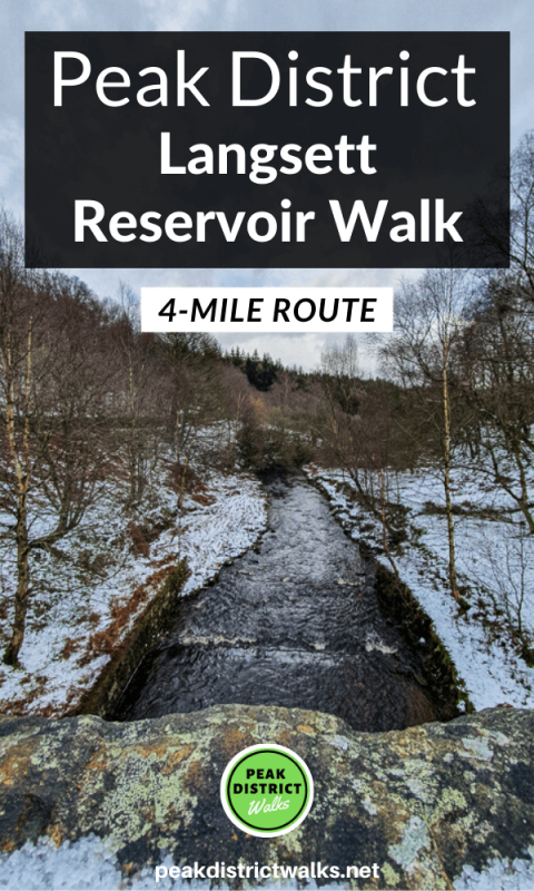 Langsett Reservoir walk