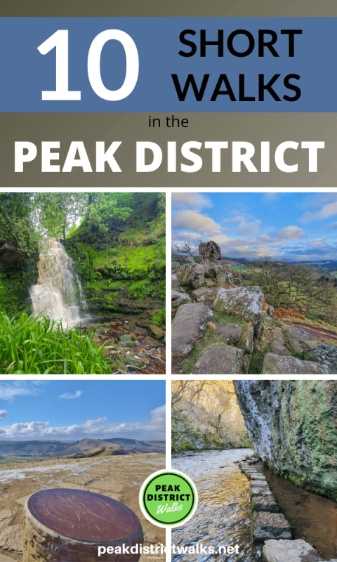 Short walks in Peak District
