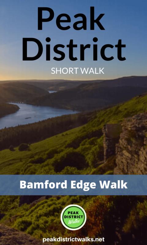 Bamford Edge walk
