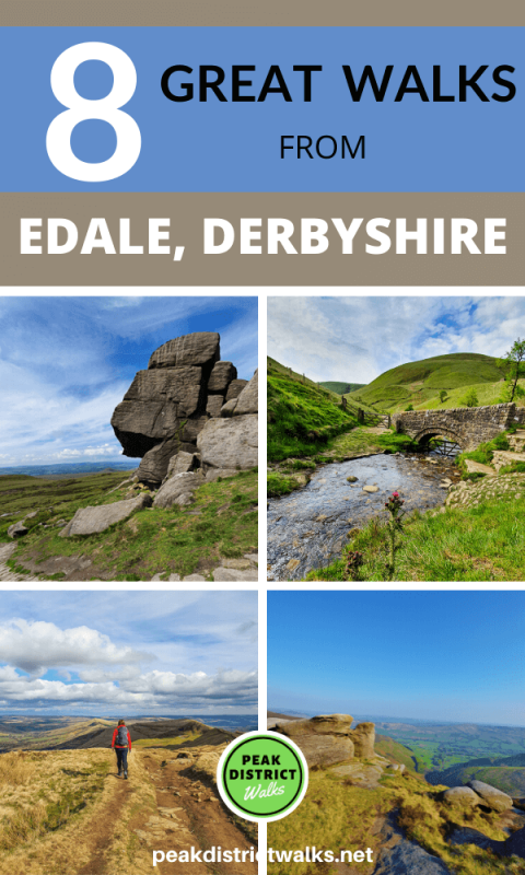 Photos from Edale walks in the Peak District
