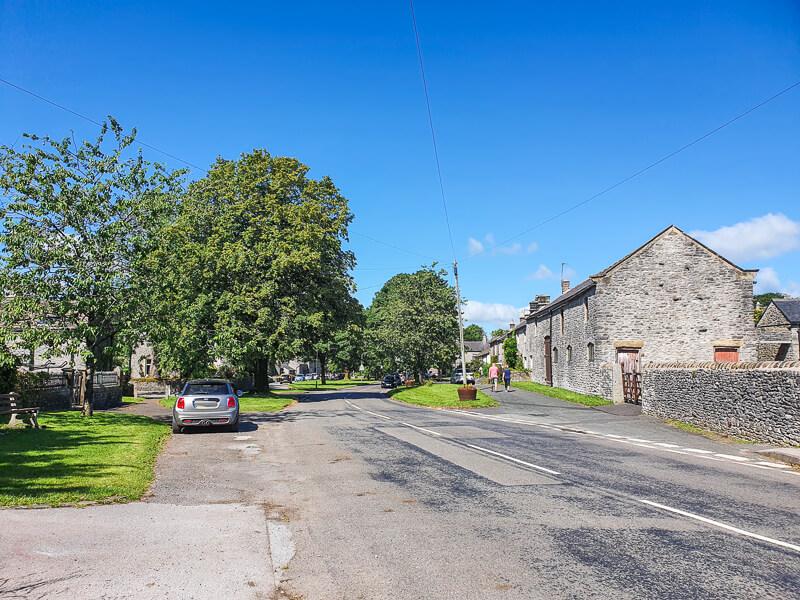 Litton village