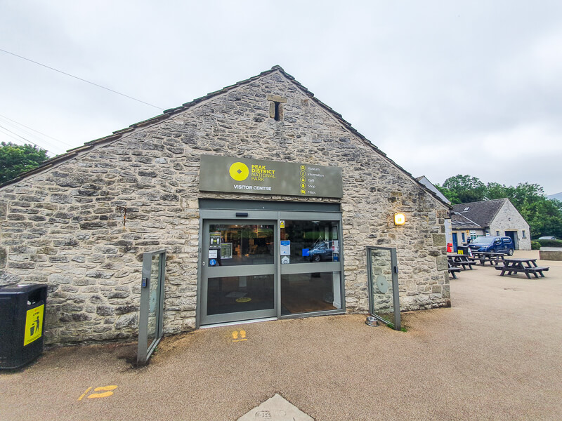 Castleton visitor centre