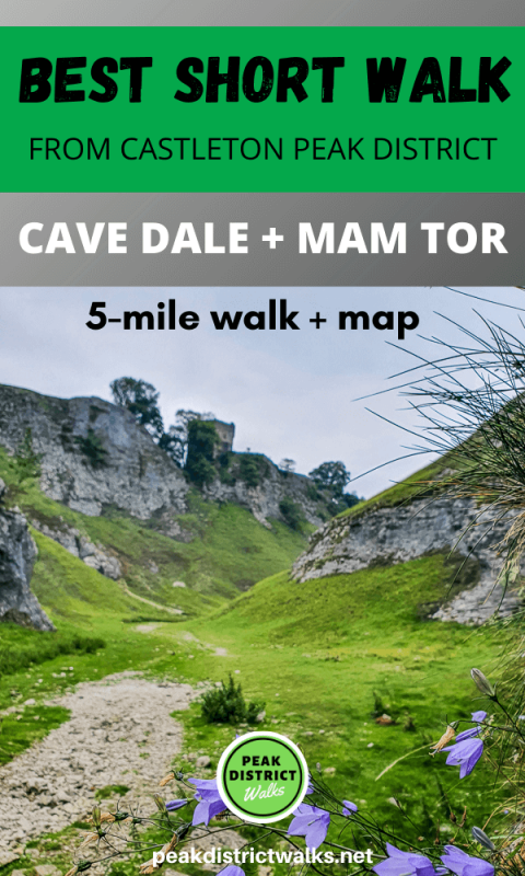 Cave Dale walk Peak District
