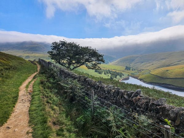 Kinder Scout walk from Hayfield