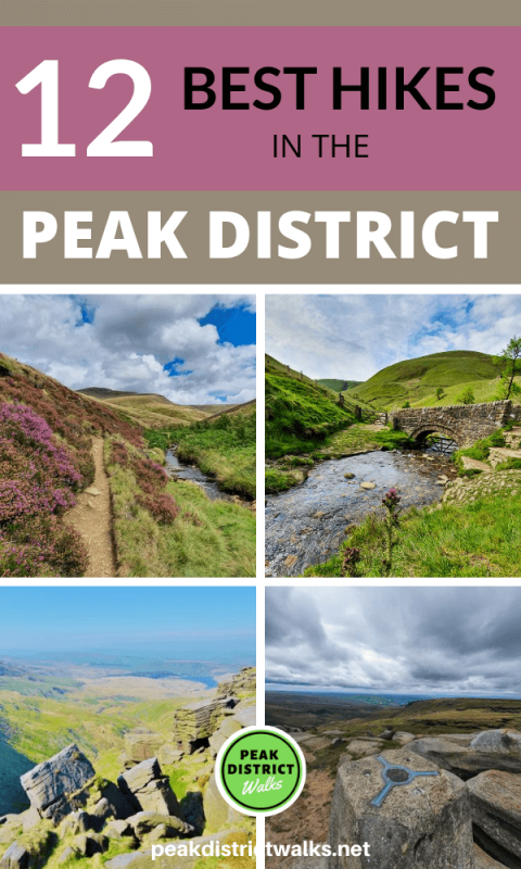 Best hikes Peak District