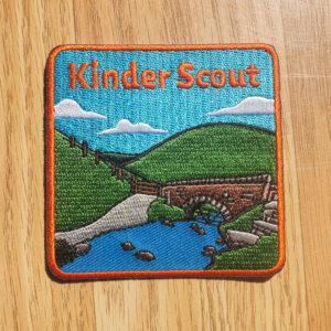 Kinder Scout Charity Patch Peak District