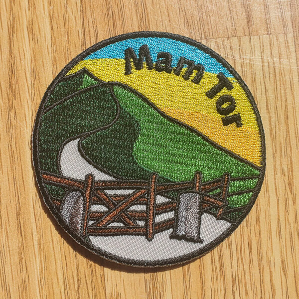 Mam Tor Charity Patch Peak District