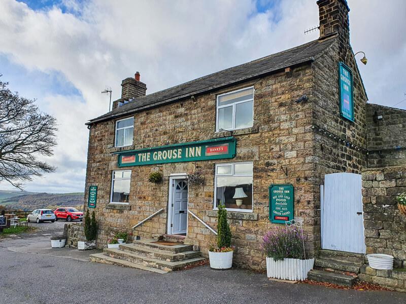 Grouse Inn pub