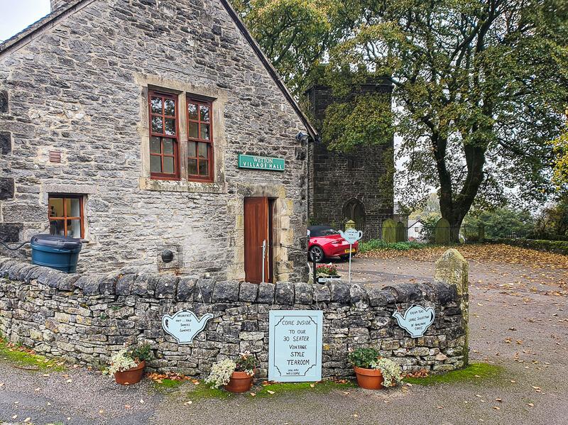 Wetton village tearoom