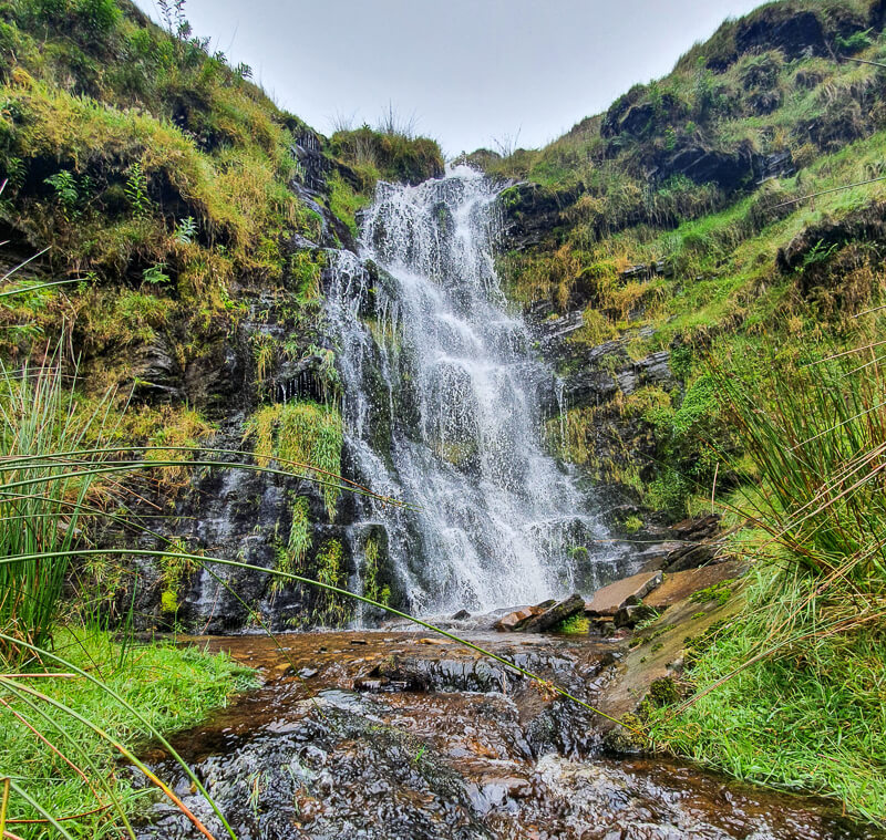 Issue Clough waterfall