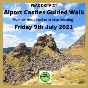 Alport Castles Guided walk
