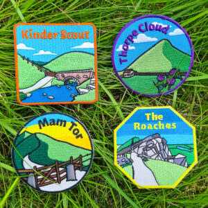 Charity Patches
