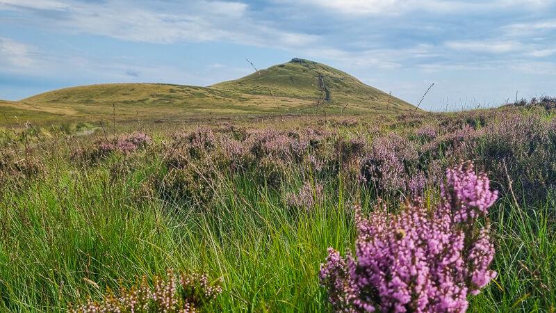 Shutlingsloe Hill Peak District